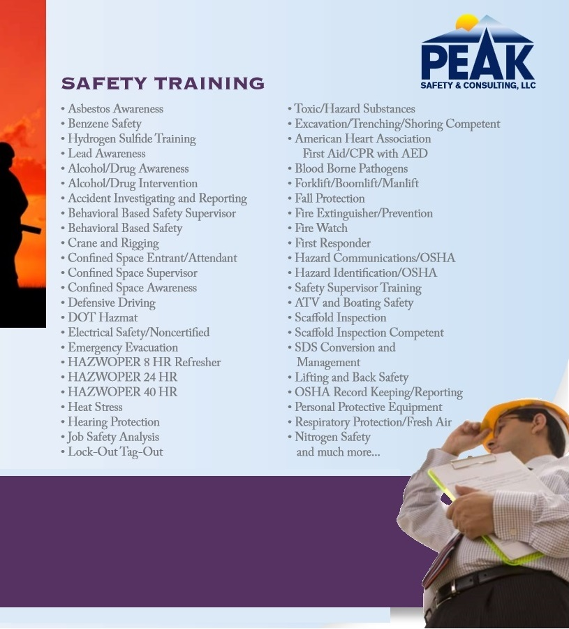 Peak Safety USA LLC